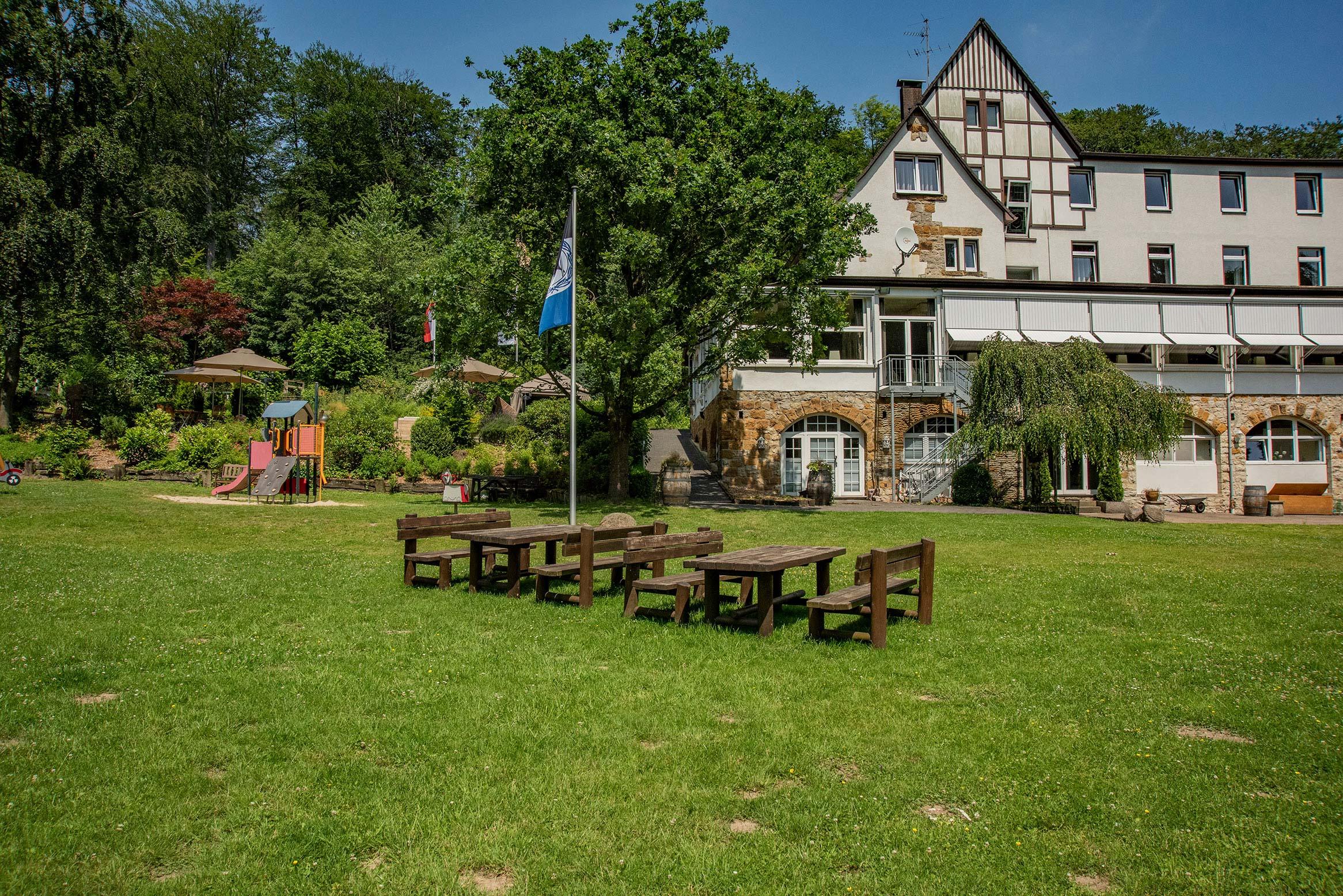 Bielefelder Berghotel - Hotel und Restaurant - Bielefeld