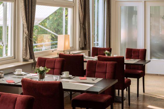 Bielefelder Berghotel – der Speisesaal