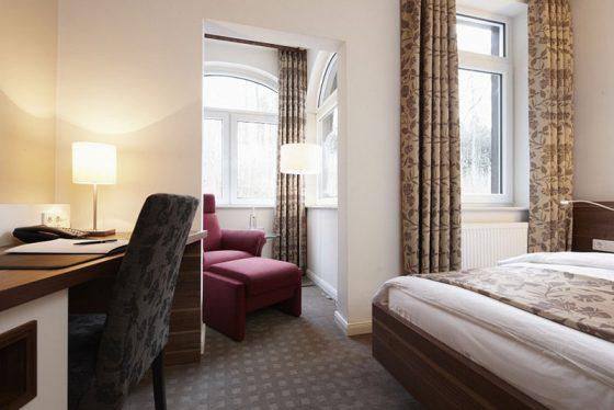 Bielefelder Berghotel – die Zimmer